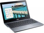 Acer C730E   Chromebook   11.6 Inch   2940U   4GB RAM   16GB SSD   Chrome OS   BYOD $299 @ Extreme PC