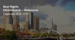 Jetstar: Christchurch to Melbourne from $263 Return (December) @ Beat That Flight