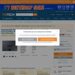 Samsung 860 QVO 1TB - $159 @Pbtech