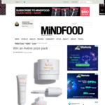 Win an Avène Prize Pack (Worth $425) from Mindfood