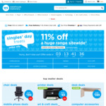 11% Sitewide @ Warehouse Stationery