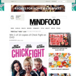 Win 1 of 10 copies of Chick Fight on DVD Worth $19.99ea from Mindfood