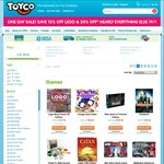 25% off All Board Games @ Toyco