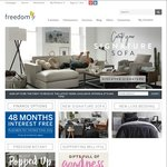 Rio Couch 3 Seater & 2 Seater for $999 @ Freedom Furniture (RRP $1800)