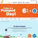 Z Energy 6c + 2x Fly Buys