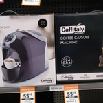 Caffitaly Coffee Machines on Clearance $55.60 (Was $139) @ Countdown