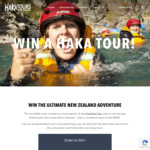 Win a 16-Day Amplified NZ Tour + Activity Pack Worth $3,999 from Haka Tours