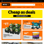 Fuller Tool Set 82pc $45 (Was $89), Number 8 Flexi Tub 42L $4 (Was $7), Maxi 24 Assorted Flower Packs $9 (Was $15) @ Mitre 10