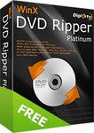 Free Downloads of WinX DVD Ripper Platinum v8.8.0 (Full) till 4/4