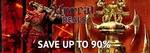 Unreal Deal Pack 90% off, NZ $4.80 (US $4.00), Steam Key (5 Unreal Games) @ GamersGate