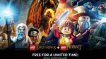 Free: LEGO: The Hobbit & LEGO: Lord of The Rings (Steam Keys) at Humble Bundle