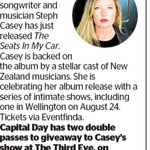 Win 1 of 2 Double Passes to The Third Eye from The Dominion Post (Wellington)