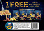 Free Kraft Mac & Cheese 400g Frozen Meal (Coupon)