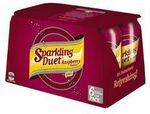 Schweppes Sparkling Raspberry 330ml 6 Pack for just $3.97 @The Warehouse