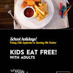 Kids Dine Free at Coffee Club (Highland Park)