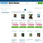 Xbox One Games Clearance from $15 with Free Shipping | Xbox One Controller $32 (With Voucher) @ Harvey Norman