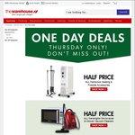 The Warehouse 4 Day Sale: 50% off Massive Range, Ecosaver Panel Heater 425W $65 + Lots More