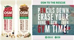 Two Snack Bars $0.05 Delivered @ OSM (Equivalent Value ~ $7.50)