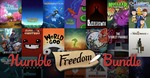 [PC] Humble Freedom Bundle (Includes Games and Books) USD $30  All to Charity