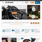 10% off Watches at Just Watch Yourself