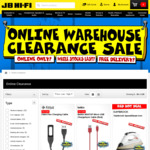 Online Warehouse Clearance Sale (Kambrook Iron $15 Delivered, Acer Aspire W10 Laptop $249 Delivered + More) @ JB Hi-Fi