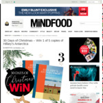 Win 1 of 5 copies of Hillary's Antarctica from Mindfood
