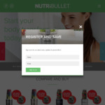 40% off The NutriBullet Range via Vodafone Rewards