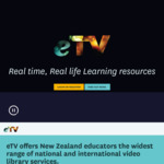 Free Access for Students & Teachers to 100,000 Streaming Videos (Including Game of Thrones) + Live NZ Freeview @ eTV
