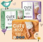 Win 1 of 3 CUTE & CO. Nappy Prize Packs from Kidspot