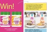 Win Tough Country, DP to Green River Radio Chantal Organics Hot Cereals, Healtheries Gummies Vitamin Pack @ Rural Living