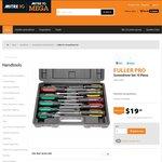 Fuller Pro 10 Piece Screwdriver Set $19.98 @ Mitre 10 (Save $10)