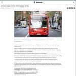 Free Auckland Bus Rides / Cash Free Days: Feb 29, March 7, 8, 14-16, 21-24, 28-31, April 1