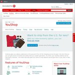 10% off at NZ Post YouShop (Multiple Uses)