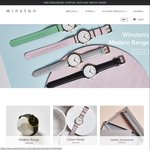 50% off Everything @ Winston Time - Eg. Winston Classic Minimalist Watches - $99.50AUD (RRP $199) + Free Delivery @ Winston Time