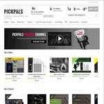 PickPals - Intro Padlock Bundle $40, or $10 off Storewide