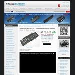 SAMSUNG XE700T1C Battery 7.5v 6540mAh Laptop Battery $82.29 @ Store Battery NZ