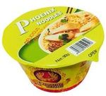 Phoenix 24-Pack Bowl Noodles 90g Chicken or Spicy Beef $17.00 @ The Warehouse