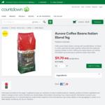 Aurora Coffee Beans 1kg $11.70 @ Countdown