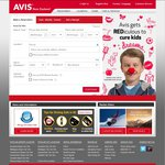 Special Rates on Personal Travel and Vehicle Hire @ Avis Worldwide
