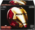 Avengers Iron Man Electronic Helmet 1:1 Scale $166.22 Delivered (Normally $229.90) @ The Warehouse
