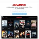 Free Access to Entire Netflix Catalogue via Smartflix App (Mac/PC - Requires Netflix Subscription)