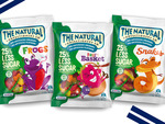 Win 3x Bags of The New Natural Confectionery Co. 25% Less Sugar Jellies Range from Kidspot