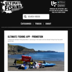 Win The Ultimate Fishing Prize Pack Worth over $7,000 from Ultimate Fishing