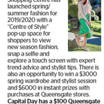Win a $100 Queensgate Shopping Centre Gift Voucher from The Dominion Post