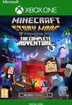 [XB1] Minecraft Story Mode Complete Adventure NZD $9.39, Minecraft: Explorers Pack DLC NZD $2.89 (before FB 5% off) @ Cdkeys