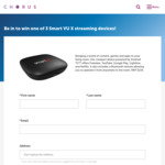 Win 1 of 3 Smart VU X Streaming Devices from Chorus