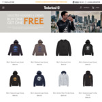 Buy One Hoodie, Get One Free @ Timberland