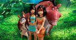 Win 1 of 5 Double Passes to Ainbo - Spirit of the Amazon' from Tots to Teens