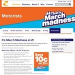 10c/Litre off Fuel @ Z Energy [6am, 9 March - 6am, 10 March]