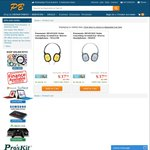 Panasonic RP-HC200 Noise Cancelling Stereo Headphones $37.95 with Free Shipping @ PB Tech